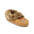 LADIES 'OAK' METIS MOCCASIN