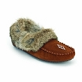 LADIES 'COPPER' STREET MOCCASIN