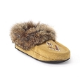 LADIES 'TAN' TRAVELLER MOCCASIN
